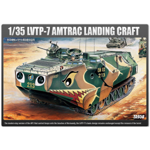 [ACA13238] 1/35 LVTP-7 AMTRAC LANDING CRAFT