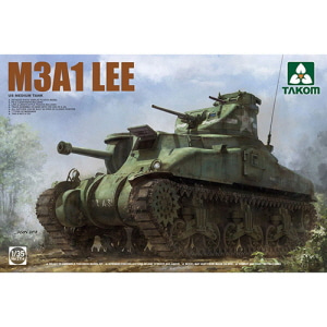 [BT2114] 1/35 US MEDIUM TANK M3A1 LEE