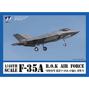 [WMI48001] 1/48 F-35A R.O.K. Air Force
